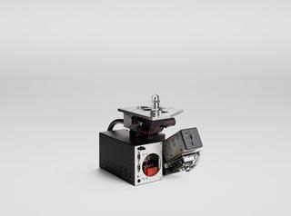 Lumencor's CORE Scanner, angled right