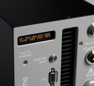 Lumencor's AURA LED Light Engine, screen detail