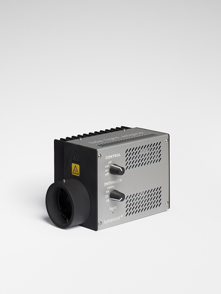Lumencor's LIDA Light Engine, angled left