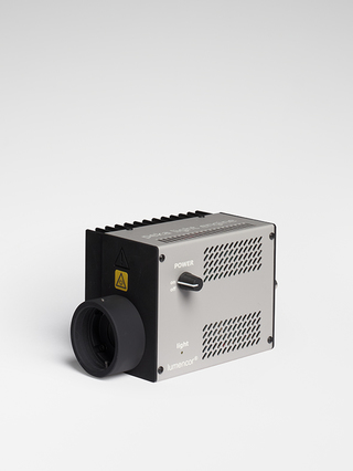 Lumencor's PEKA Light Engine, angled right view
