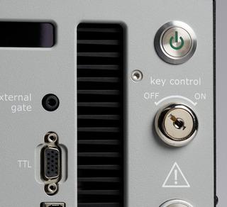 Lumencor's SPECTRA Laser Light Engine, key control detail