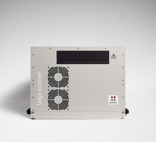 Lumencor's TARGA Scanner, front view