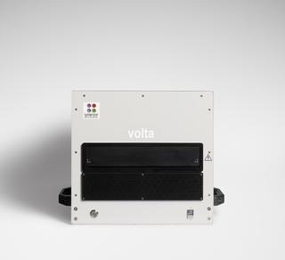 Lumencor's VOLTA Scanner, front view